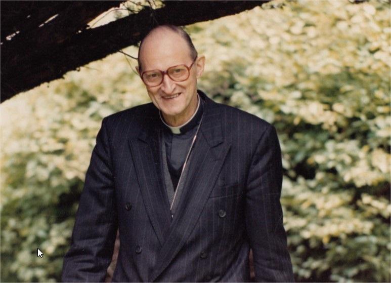 Mgr. Paul Lanneau, emeritus hulpbisschop voor Franstalig Brussel © Aartsbisdom