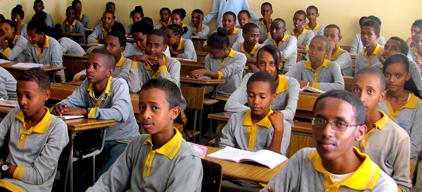 Het dictatoriale regime in Eritrea blijft de druk op alle religies in het land opvoeren © Lasalle Lwanga District of Africa