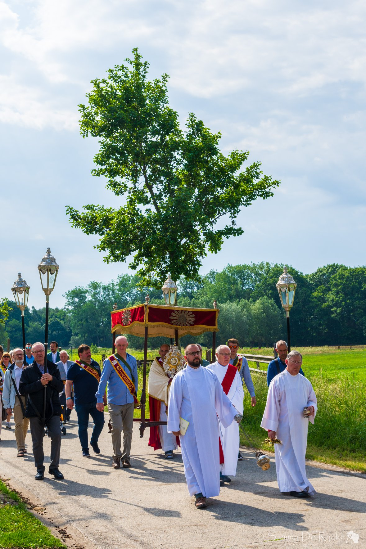 Sacramentsprocessie © Sammy De Rycke (UrbexS)
