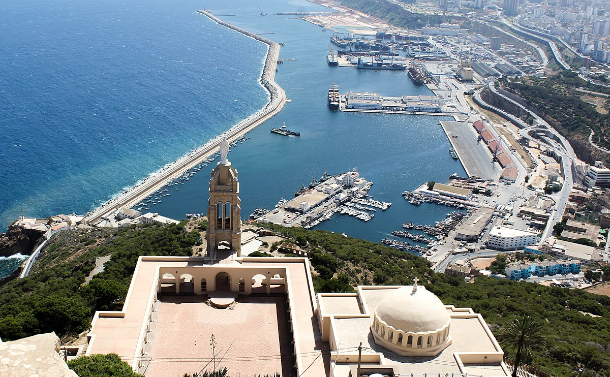 Het Mariaheiligdom van Santa Cruz in Oran © Wikipedia