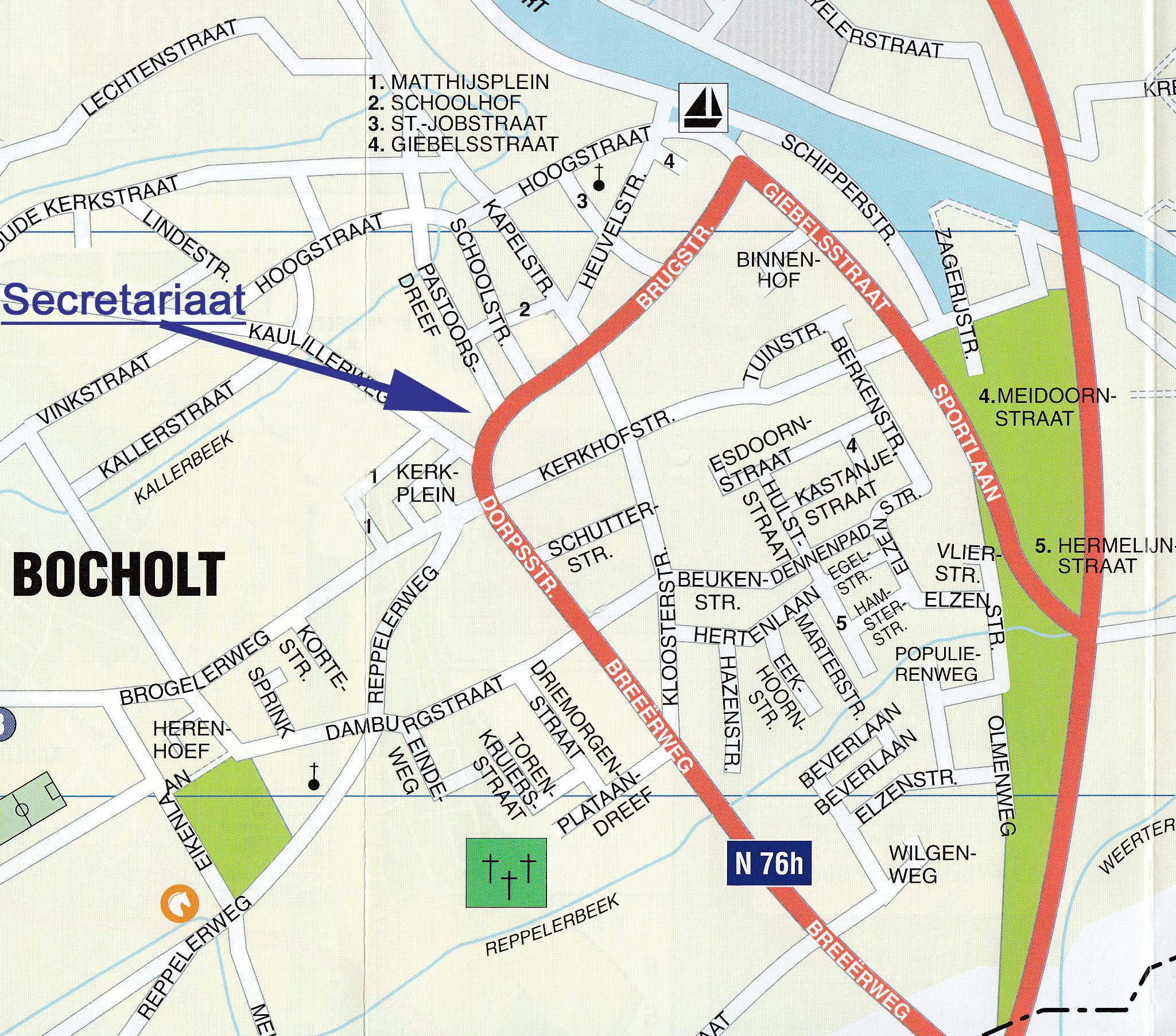 Bocholt, Dorpsstraat 20