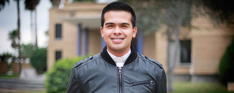 Orlando García Duarte © Por: Orlando García Duarte, seminarista (Segundo de Teología)