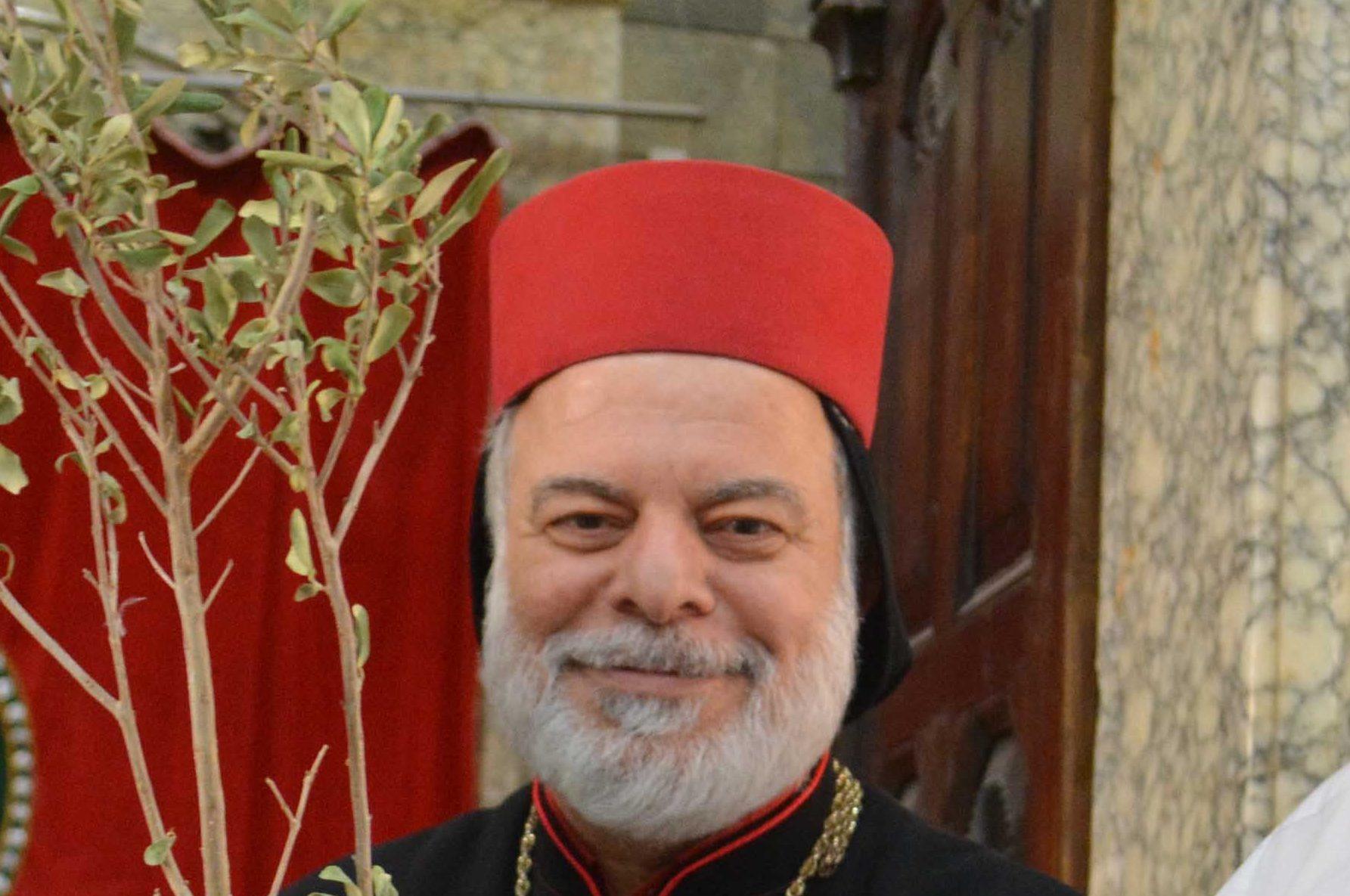 Aartsbisschop Timotheus Mousa Al Shamani © Kerk in Nood