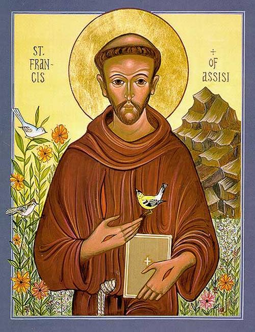 Citaten Franciscus Van Assisi : Feestdag franciscus van assisi kerknet