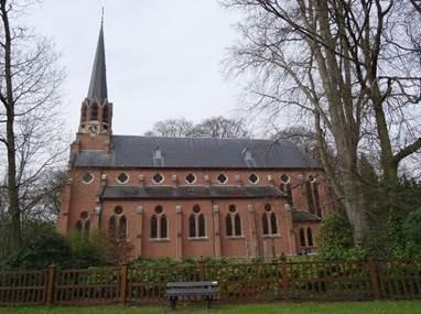 Sint-Jozef Hoogboom