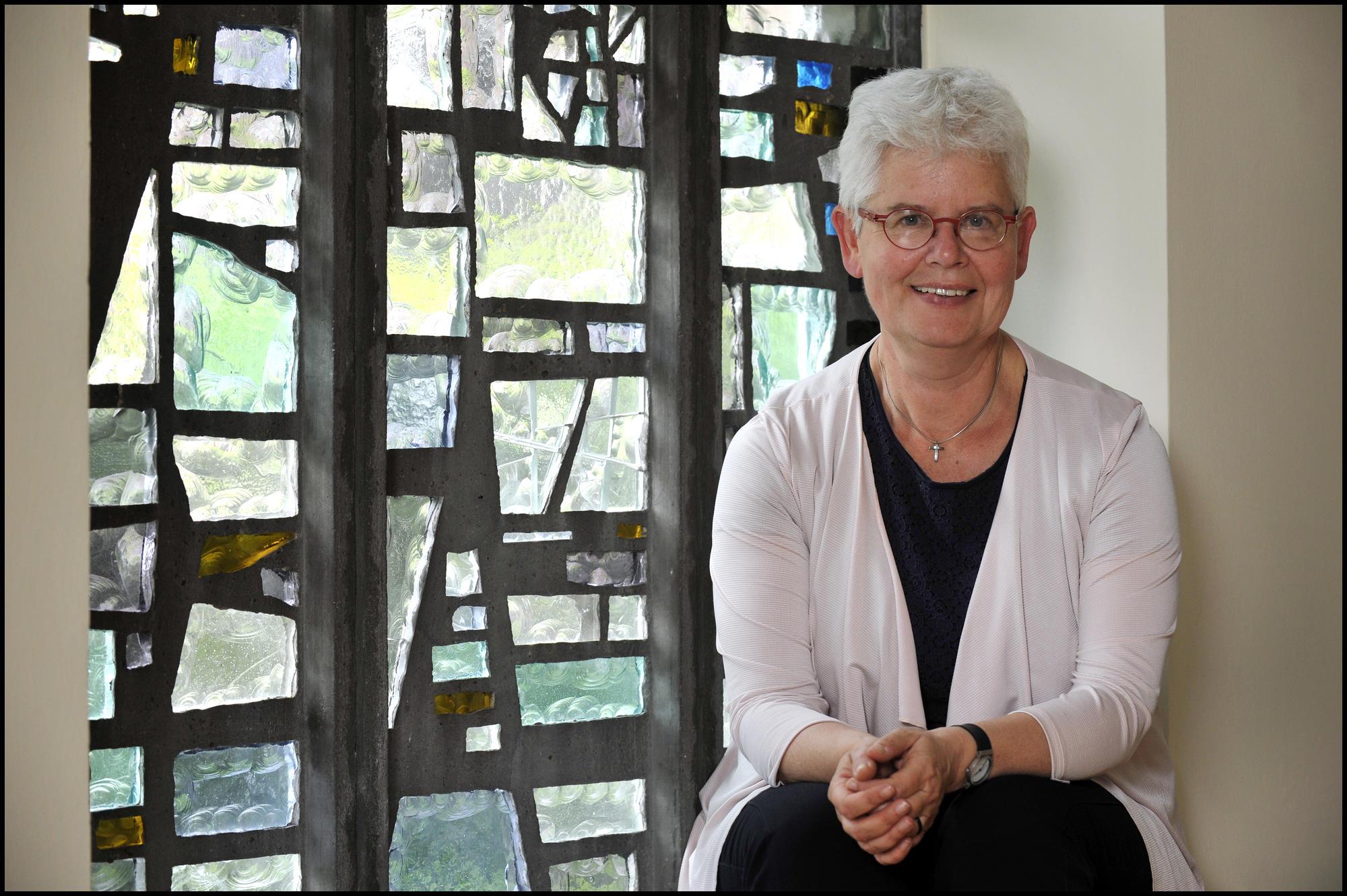 Zuster Mieke Kerckhof © Violet Corbett Brock