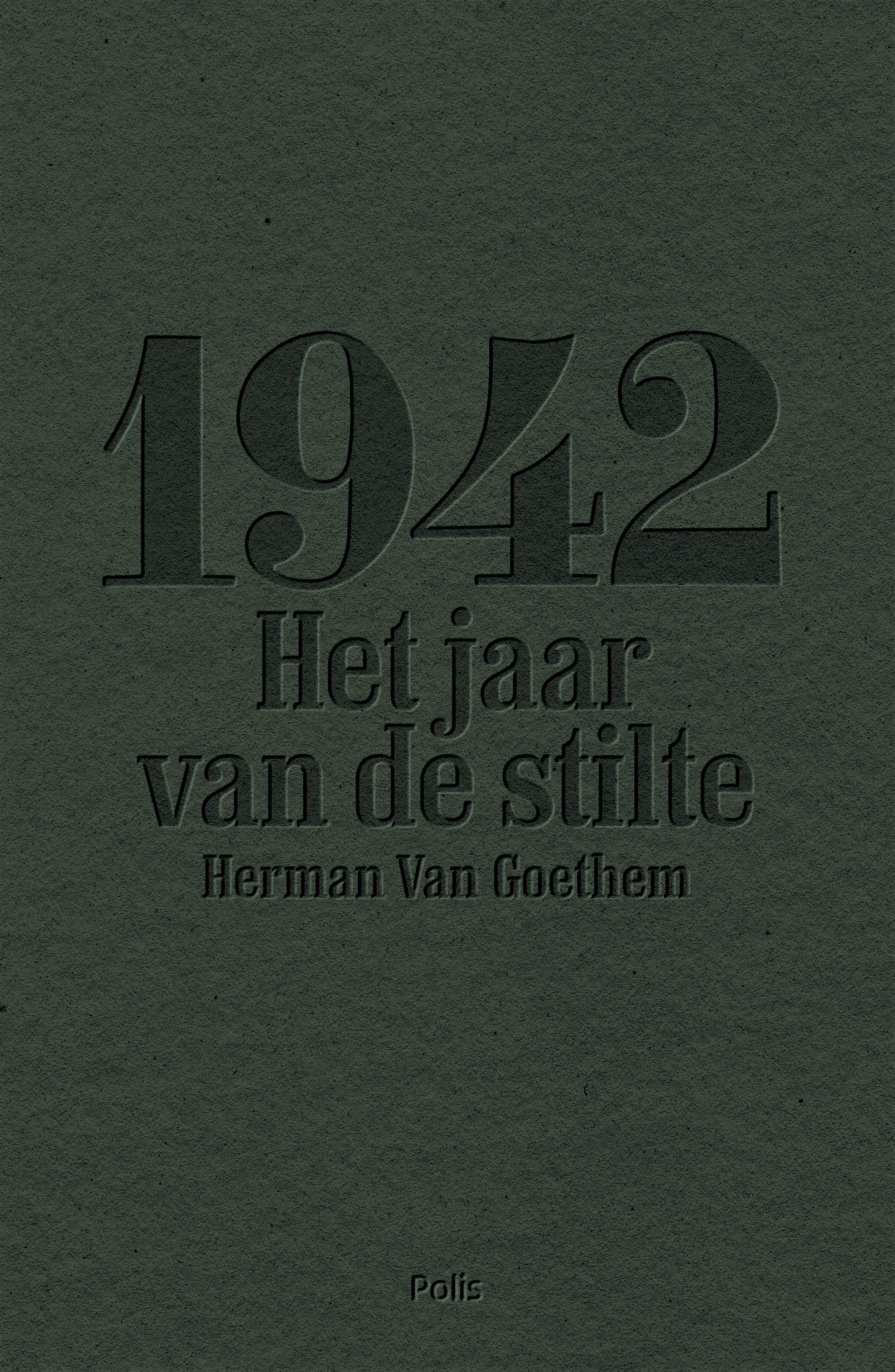 De cover van het boek © Polis