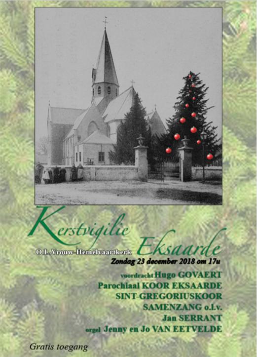 Kerst Vigilie Eksaarde