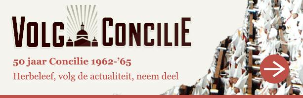 Volg dag na dag het Tweede Vaticaans Concilie