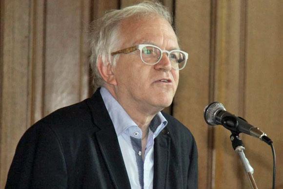 Publicist en columnist Mark Van de Voorde © Archief KerkNet