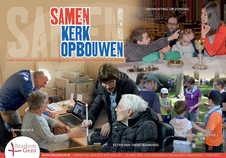 Kerkopbouw 2017-2018 © Bisdom Gent, illustratie: Nathalie Praet