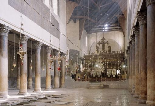 Geboortekerk in Bethlehem voortaan langer open - Kerknet