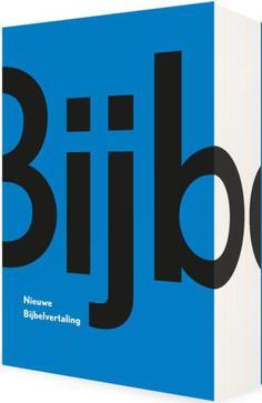 De Nieuwe Bijbelvertaling © Royal Jongbloed
