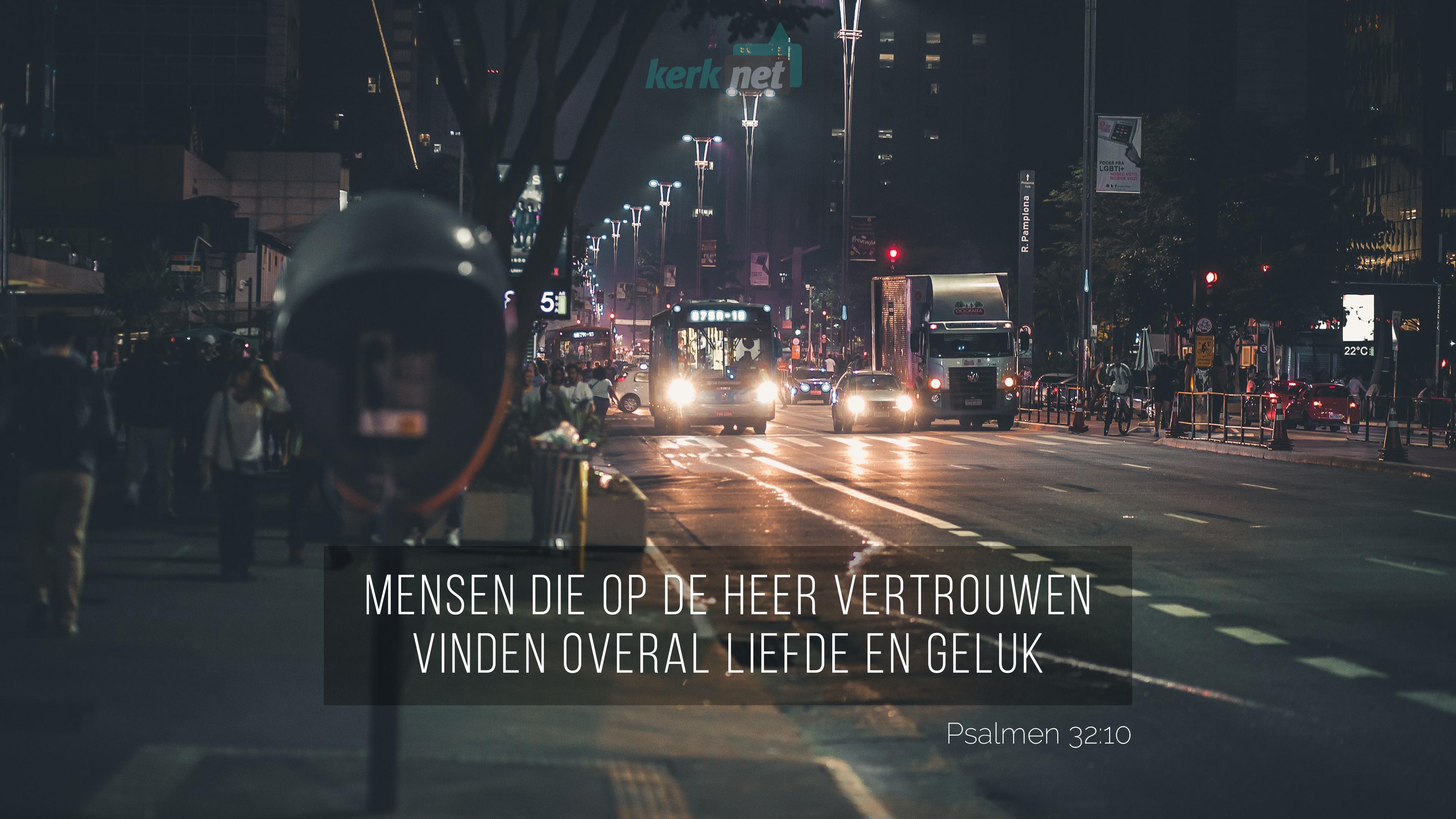 BijbelsGeluk 3 Op de Heer vertrouwen © Photo by sergio souza on Unsplash - Psalmen 32:10 BGT