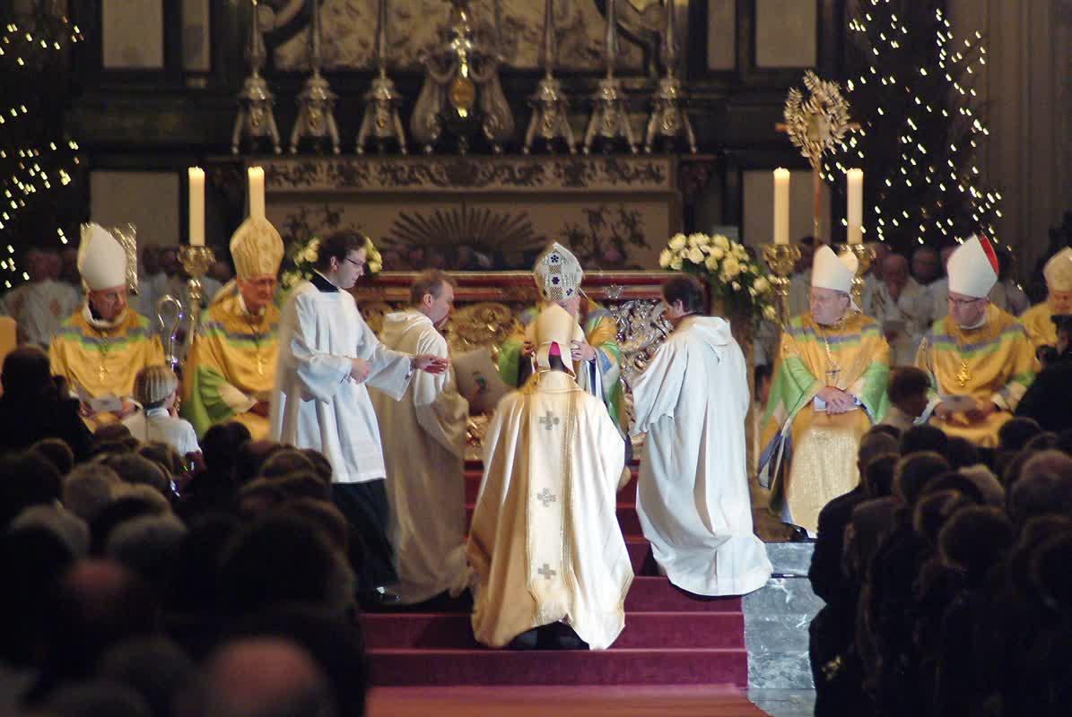 Bisschopswijding © bisdom Antwerpen