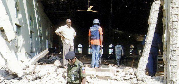 Boko Haram vernietigde honderden kerken