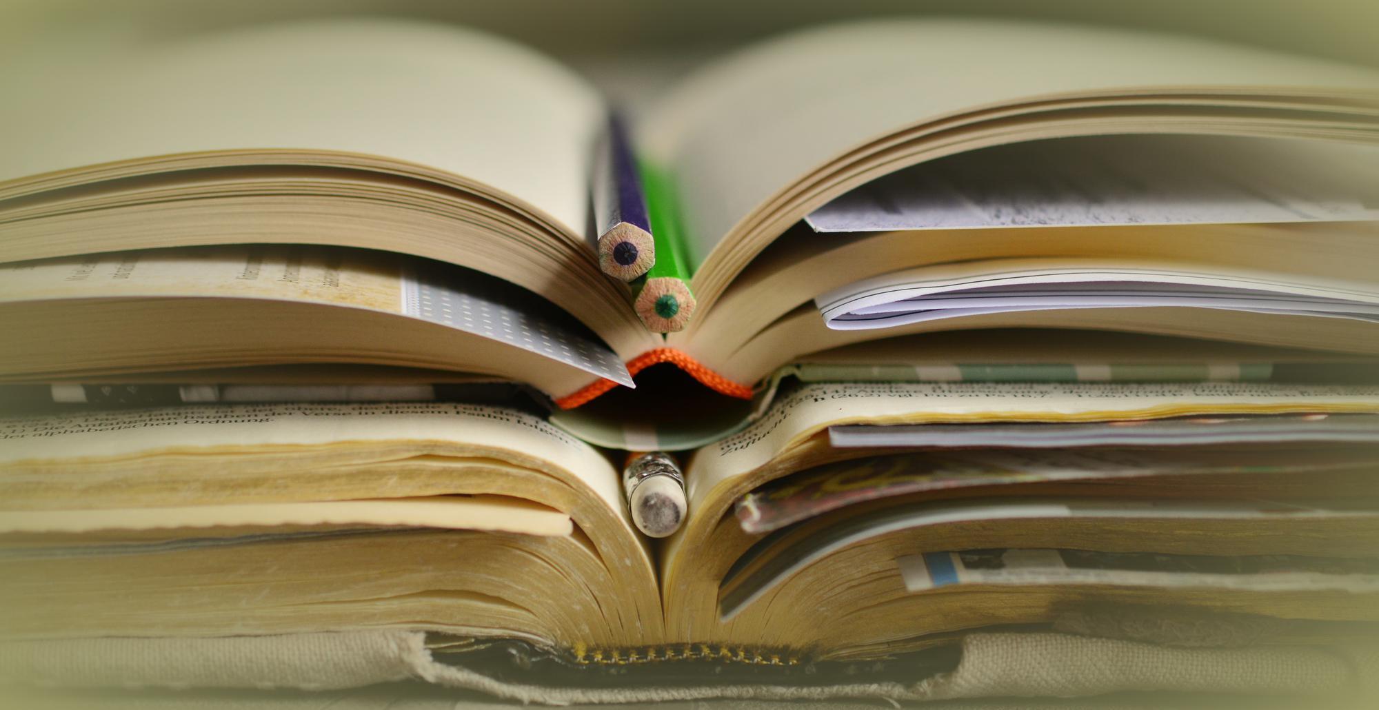 Liturgie voorbereiden vraagt af en toe wat studiewerk © Pixabay