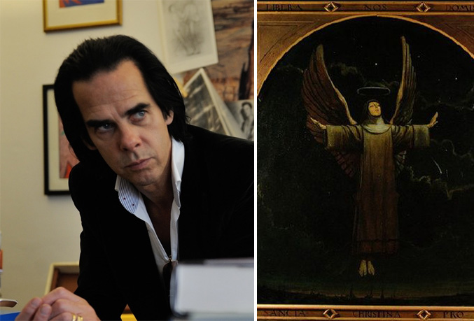 Afbeeldingsresultaat voor nick cave christina the astonishing
