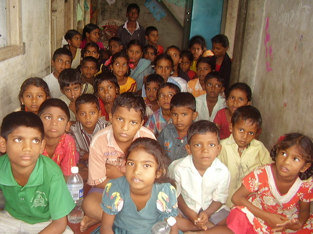 children Andhra Pradesh India © Solidariteitsprojecten N-Z