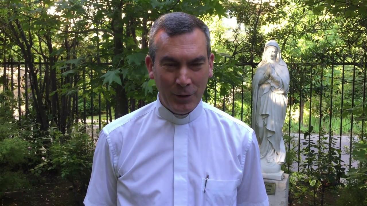 Deze priester bracht de Maagd van Banneux naar Rome - Kerknet