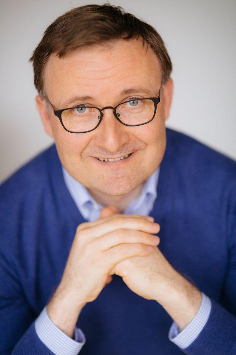 Prof. Chris Gastmans, biomedisch ethicus KU Leuven  © RR