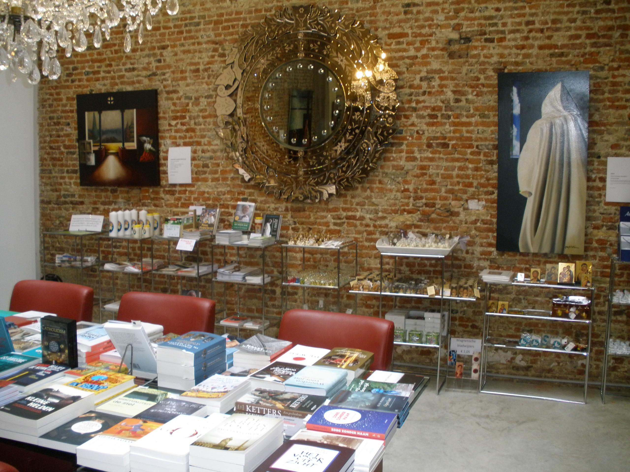 Liturgisch centrum De Drie Leliën, Antwerpen