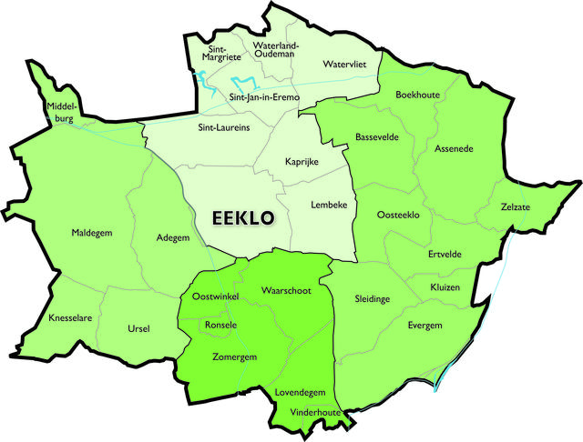 Ga naar startpagina Dekenaat Eeklo