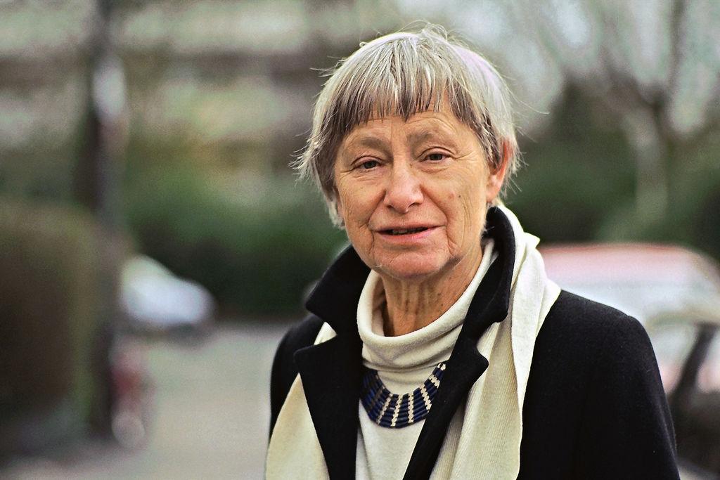 Dorothee Sölle 1929-2003 © Brigitte Friedrich, Evangelische Akademie Bad Boll