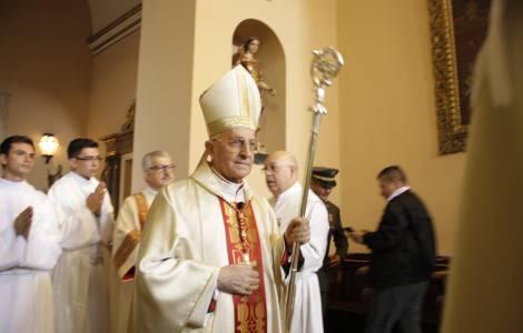 Kardinaal Fernando Filoni © Missio/Fides