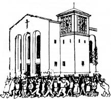 Parochie Heilig Sacrament Berchem