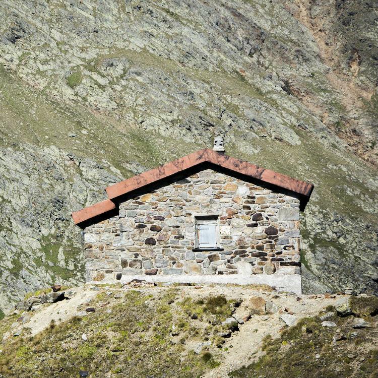 Het huis op de rots © Pixabay.com