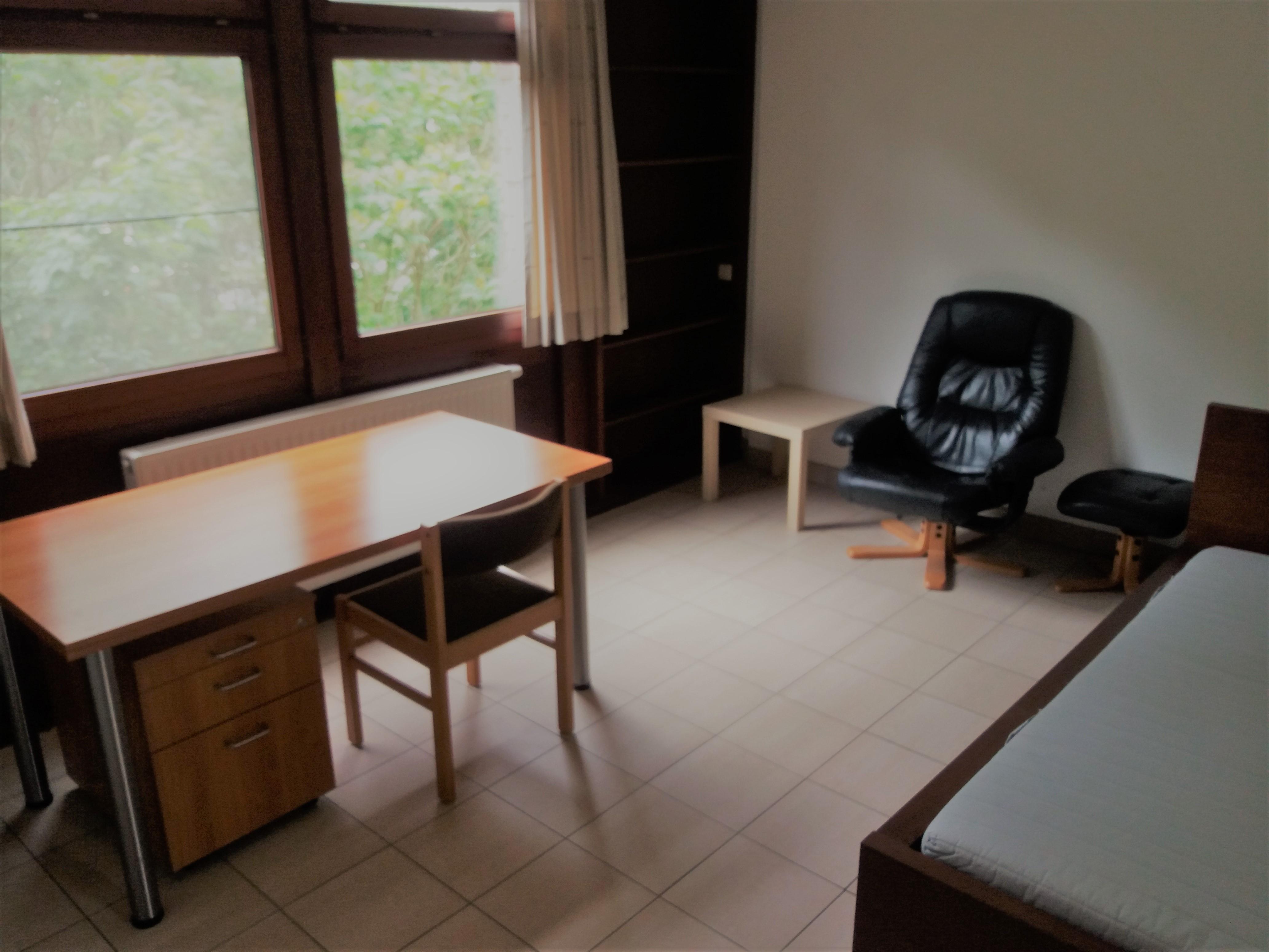 Studentenkamer  © Johannes 23 seminarie