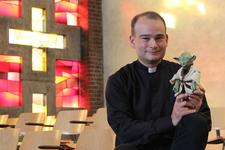 """Roderick Vonhögen: """"We moeten meer doen dan centen en kerkgangers tellen."""""""
