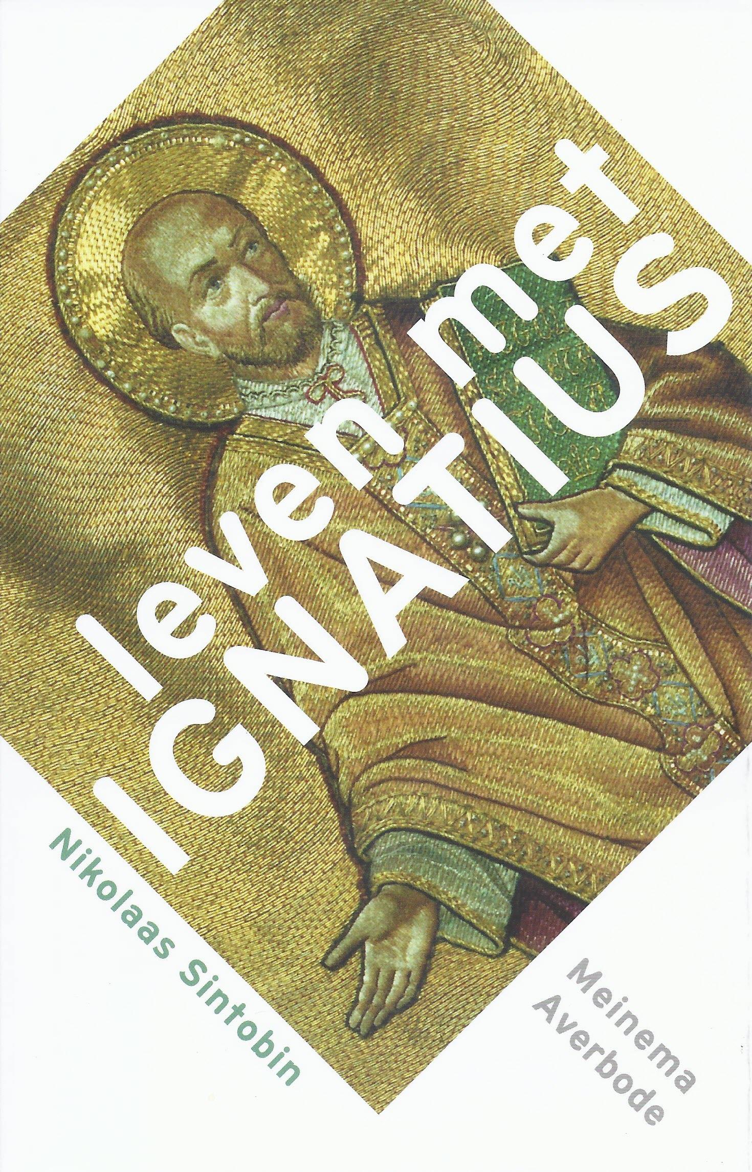 Nikolaas Sintobin. Leven met Ignatius: op het kompas van de vreugde.