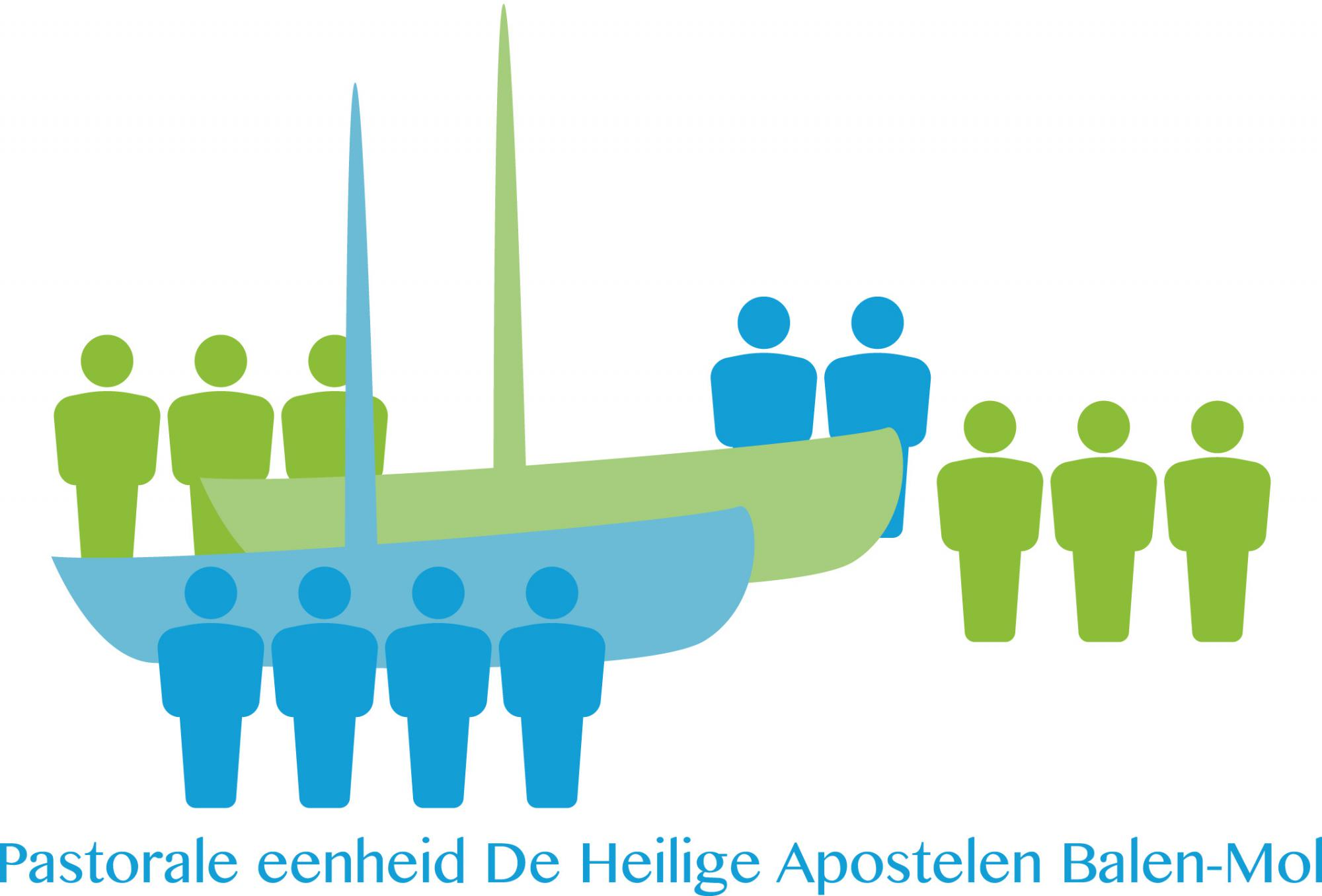 logo PE  de heilige Apostelen © PE de heilige Apostelen,Balen-Mol