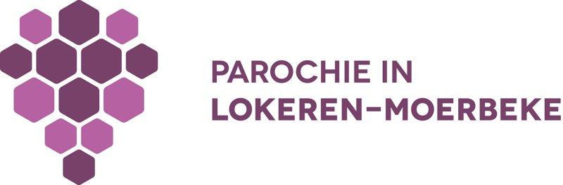 Logo parochie Lokeren-Moerbeke
