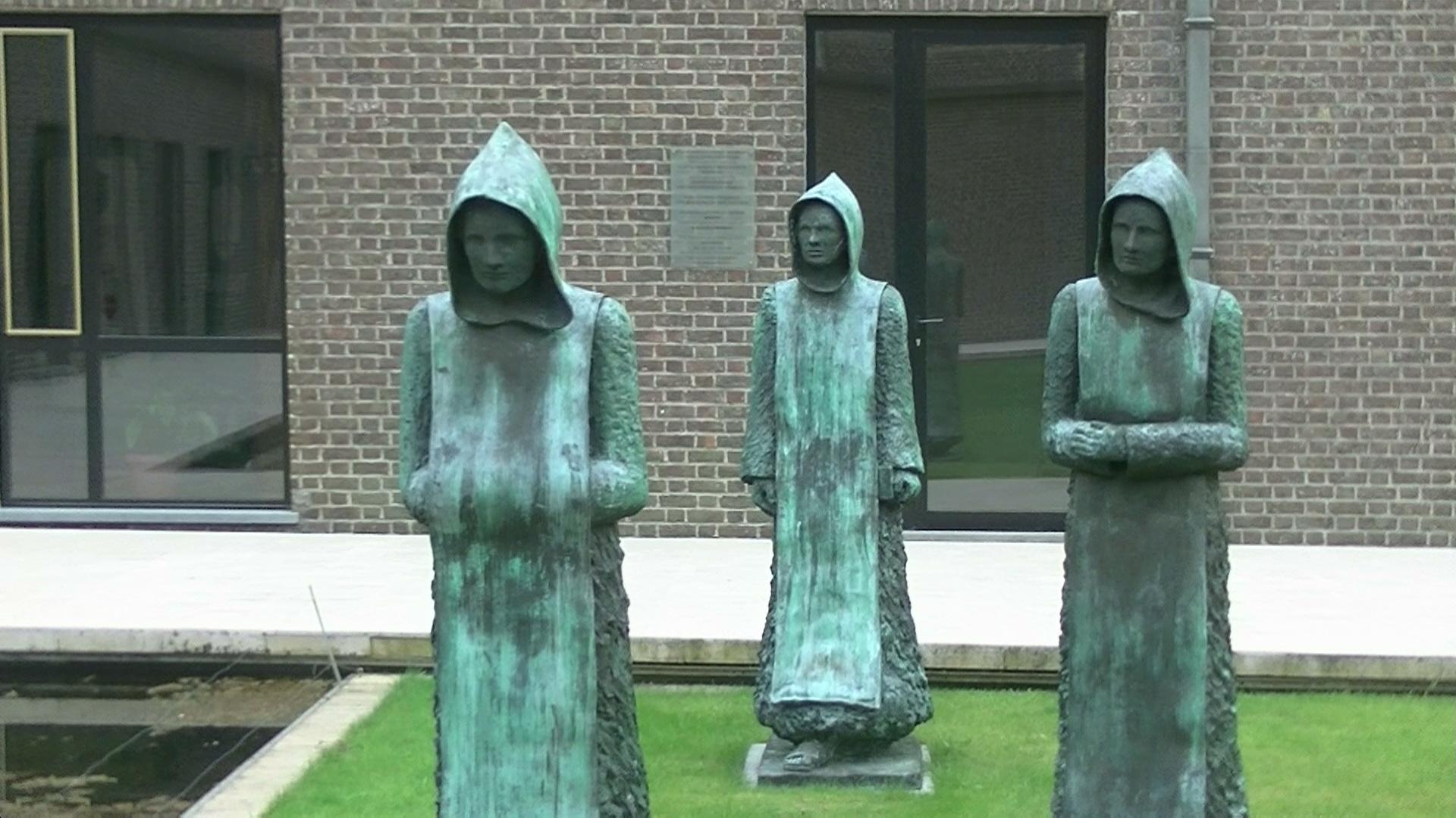 Monniken d'Abdij