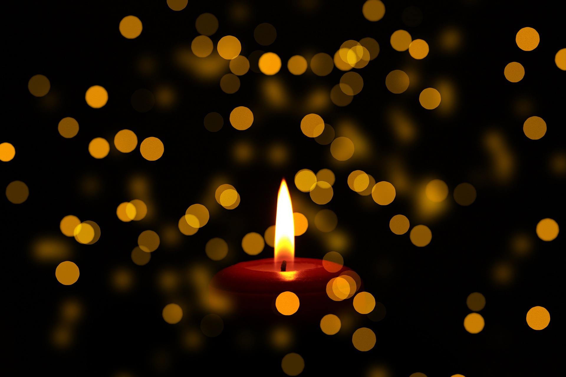 Licht van de wereld © Pixabay