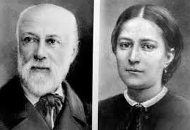 Het echtpaar Louis en Zélie Martin, de ouders van Theresia van Lisieux