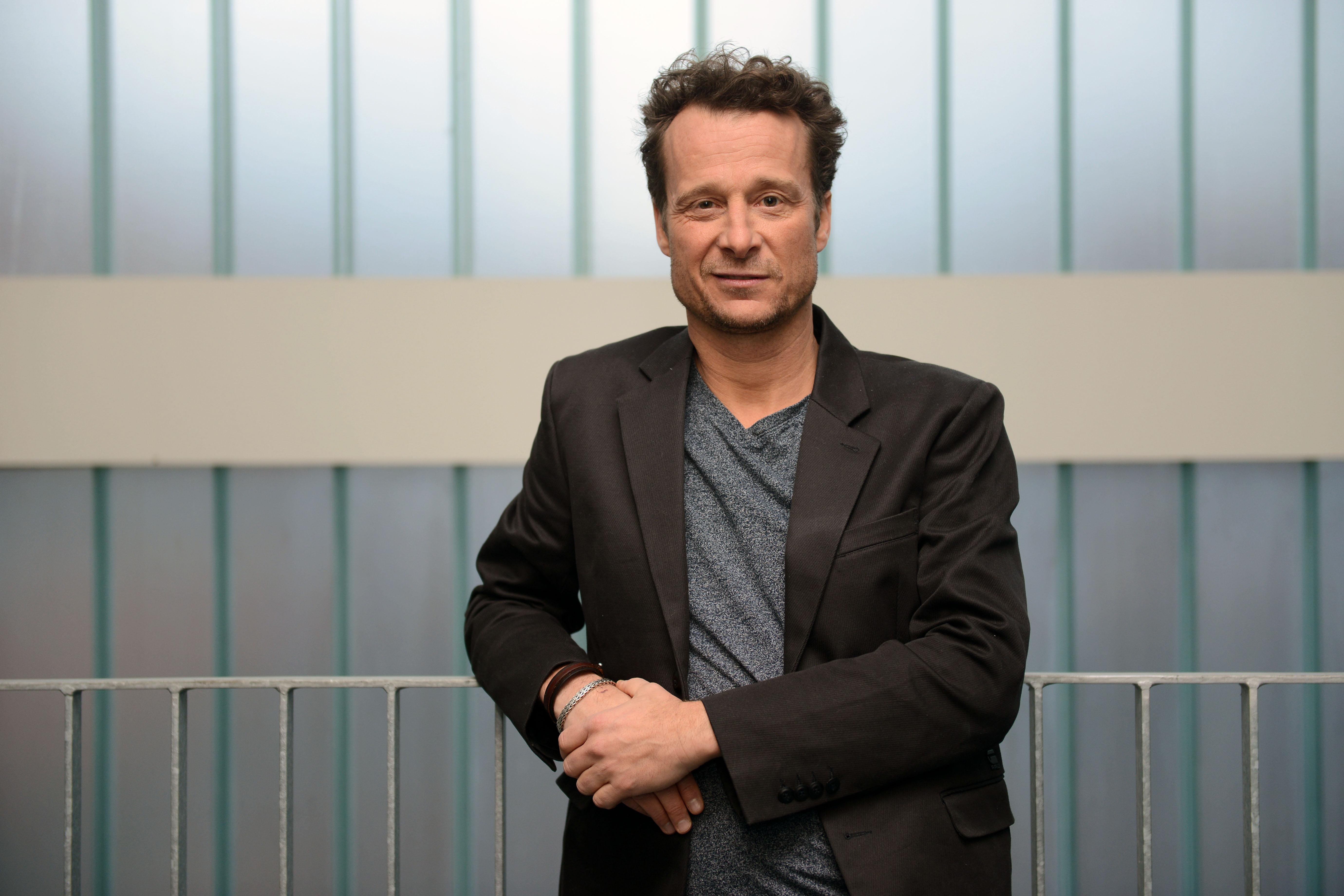 Stef Aupers, hoogleraar Mediacultuur aan de KU Leuven, © Luc Gordts