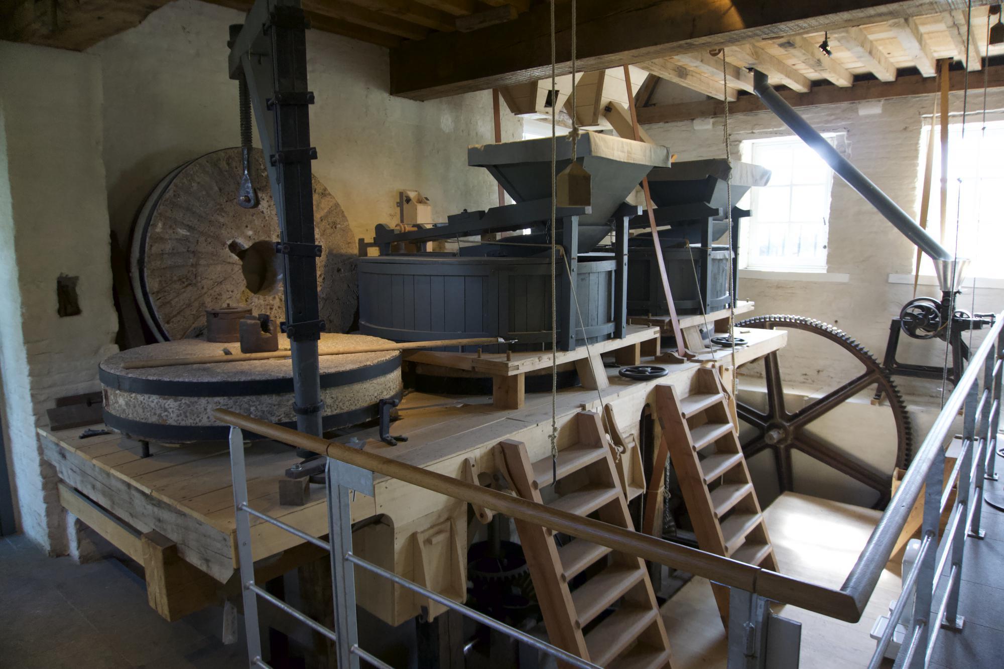 De brouwerij combineert oud en nieuw © Norbertijnen