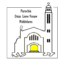Ga naar startpagina Parochie Onze-Lieve-Vrouw Middelares en Heilige Lodewijk - Berchem