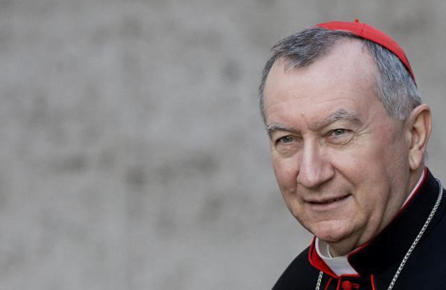 Staatssecretaris kardinaal Pietro Parolin © SIR