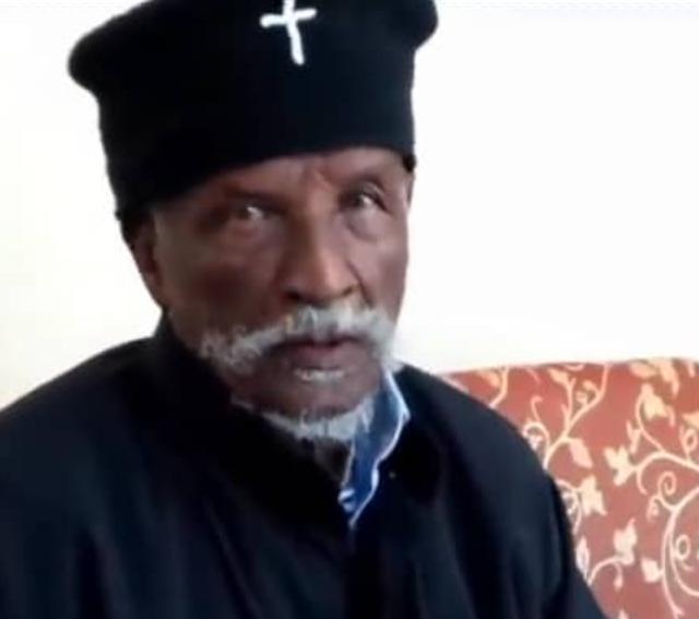 De Eritrese dictatuur voert de druk op de godsdiensten op en is erin geslaagd de 90-jarige Antonios te laten excommuniceren © saay