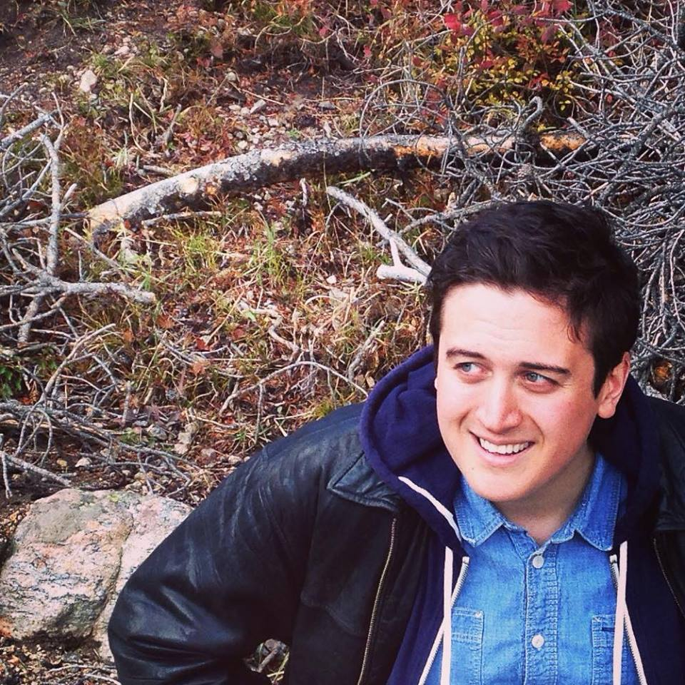 Pete Davis, burgeractivist en opiniemaker. © Pete Davis