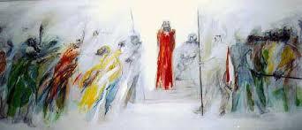 Jezus zwijgt
