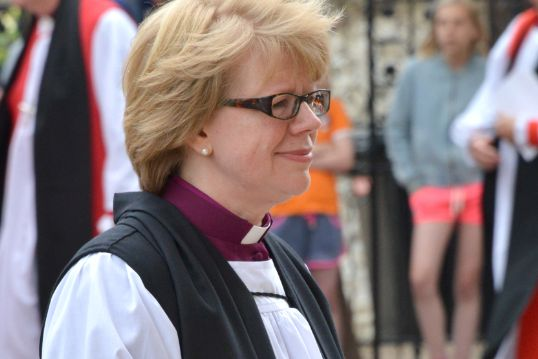 Bisschop Sarah Mullally © Church of England
