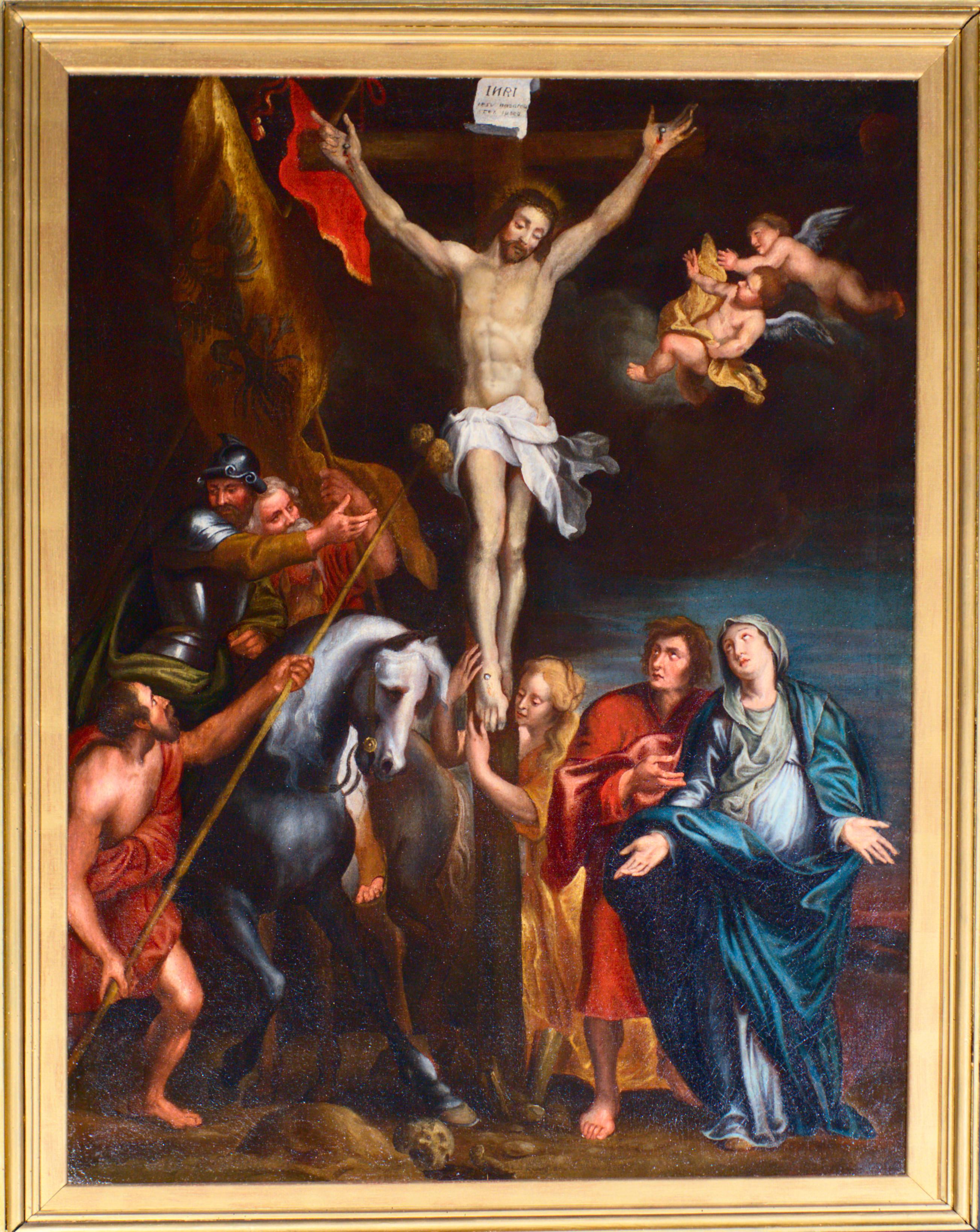 """Schilderij """"Maria Magdalena"""", late 18de eeuw, onbekende meester"""