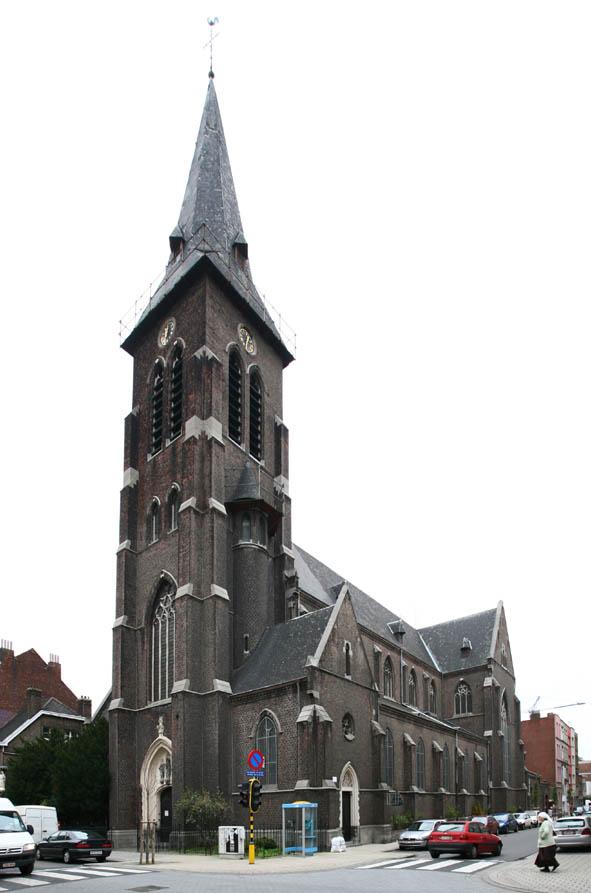 Kerk van Sint-Lambertus, Antwerpen-Dam