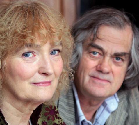 Marleen Thiers en Sigiswald Kuijken  © (c) Rob Stevens